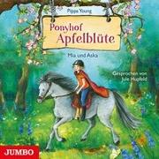 Cover-Bild zu Ponyhof Apfelblüte 05. Mia und Aska von Young, Pippa