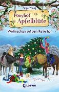 Cover-Bild zu Ponyhof Apfelblüte - Weihnachten auf dem Reiterhof von Young, Pippa