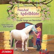 Cover-Bild zu Ponyhof Apfelblüte. Große Sorge um Sternchen von Young, Pippa