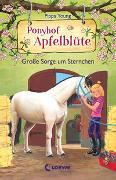 Cover-Bild zu Ponyhof Apfelblüte (Band 18) - Große Sorge um Sternchen von Young, Pippa