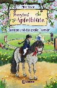 Cover-Bild zu Ponyhof Apfelblüte 9 - Samson und das große Turnier (eBook) von Young, Pippa