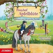Cover-Bild zu Ponyhof Apfelblüte. Samson und das große Turnier von Young, Pippa