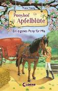 Cover-Bild zu Ponyhof Apfelblüte 13 - Ein eigenes Pony für Mia von Young, Pippa