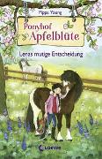 Cover-Bild zu Ponyhof Apfelblüte 11 - Lenas mutige Entscheidung von Young, Pippa