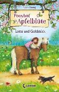 Cover-Bild zu Ponyhof Apfelblüte 3 - Lotte und Goldstück von Young, Pippa