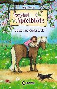 Cover-Bild zu Ponyhof Apfelblüte 3 - Lotte und Goldstück (eBook) von Young, Pippa
