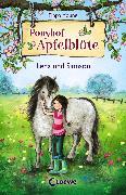 Cover-Bild zu Ponyhof Apfelblüte 1 - Lena und Samson (eBook) von Young, Pippa