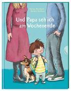 Cover-Bild zu Und Papa seh ich am Wochenende von Baumbach, Martina