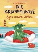 Cover-Bild zu Die Krumpflinge - Egon macht Ferien von Roeder, Annette