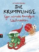 Cover-Bild zu Die Krumpflinge - Egon wünscht krumpfgute Weihnachten von Roeder, Annette