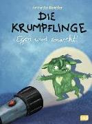 Cover-Bild zu Die Krumpflinge - Egon wird erwischt! von Roeder, Annette