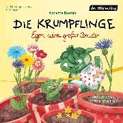 Cover-Bild zu Die Krumpflinge - Egon wird großer Bruder (Audio Download) von Roeder, Annette
