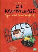 Cover-Bild zu Die Krumpflinge - Egon rettet die Krumpfburg von Roeder, Annette