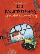 Cover-Bild zu Die Krumpflinge - Egon rettet die Krumpfburg (eBook) von Roeder, Annette
