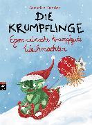 Cover-Bild zu Die Krumpflinge - Egon wünscht krumpfgute Weihnachten (eBook) von Roeder, Annette