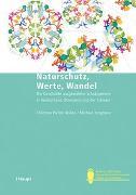 Cover-Bild zu Naturschutz, Werte, Wandel von Pichler-Koban, Christina