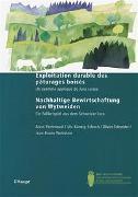 Cover-Bild zu Exploitation durable des pâturages boisés/Nachhaltige Bewirtschaftung von Wytweiden von Perrenoud, Alain