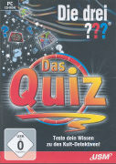 Cover-Bild zu Die drei Fragezeichen - Das Quiz