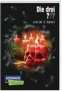 Cover-Bild zu Die drei ???: und der 5. Advent von Minninger, André