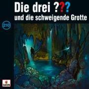 Cover-Bild zu Die drei ??? 210 / und die schweigende Grotte