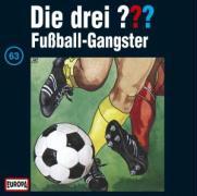 Cover-Bild zu Die Drei ??? 063. Fussball-Gangster von Hitchcock, Alfred