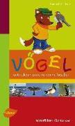 Cover-Bild zu Naturführer für Kinder: Vögel (eBook) von Hecker, Frank