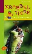 Cover-Bild zu Naturführer für Kinder: Krabbeltiere (eBook) von Hecker, Frank und Katrin