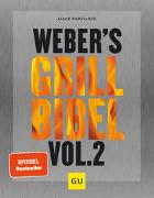 Cover-Bild zu Weber's Grillbibel Vol. 2 von Purviance, Jamie