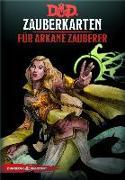 Cover-Bild zu Dungeons & Dragons - Zauberkarten für arkane Zauberer von Mearls, Mike