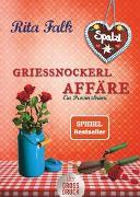 Cover-Bild zu Grießnockerlaffäre von Falk, Rita