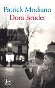 Cover-Bild zu Dora Bruder von Modiano, Patrick