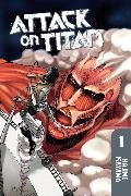 Cover-Bild zu Attack on Titan 1 von Isayama, Hajime