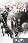 Cover-Bild zu Attack on Titan 33 von Isayama, Hajime