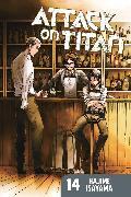 Cover-Bild zu Attack on Titan 14 von Isayama, Hajime