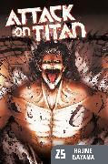 Cover-Bild zu Attack on Titan 25 von Isayama, Hajime
