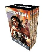 Cover-Bild zu Attack on Titan Season 2 Manga Box Set von Isayama, Hajime