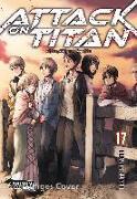 Cover-Bild zu Attack on Titan, Band 17 von Isayama, Hajime