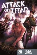 Cover-Bild zu Attack on Titan 28 von Isayama, Hajime