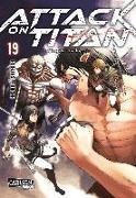 Cover-Bild zu Attack on Titan 19 von Isayama, Hajime