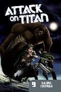 Cover-Bild zu Attack on Titan 9 von Isayama, Hajime