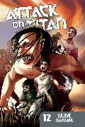 Cover-Bild zu Attack on Titan 12 von Isayama, Hajime