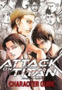 Cover-Bild zu Attack on Titan: Character Guide von Isayama, Hajime