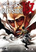 Cover-Bild zu Attack on Titan: Outside von Isayama, Hajime