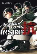 Cover-Bild zu Attack on Titan: Inside von Isayama, Hajime