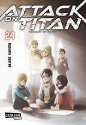 Cover-Bild zu Attack on Titan 24 von Isayama, Hajime