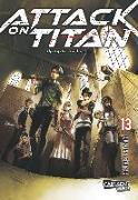 Cover-Bild zu Attack on Titan, Band 13 von Isayama, Hajime