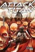 Cover-Bild zu Attack on Titan 31 von Isayama, Hajime