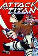 Cover-Bild zu Attack on Titan - No Regrets, Band 2 von Isayama, Hajime