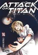 Cover-Bild zu Attack on Titan, Band 16 von Isayama, Hajime