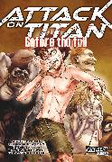 Cover-Bild zu Attack on Titan - Before the Fall, Band 4 von Isayama, Hajime